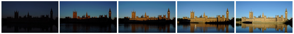House of Parliament dawn 01 filmstrip