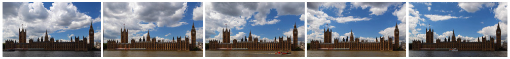 House of Parliament day 01 filmstrip